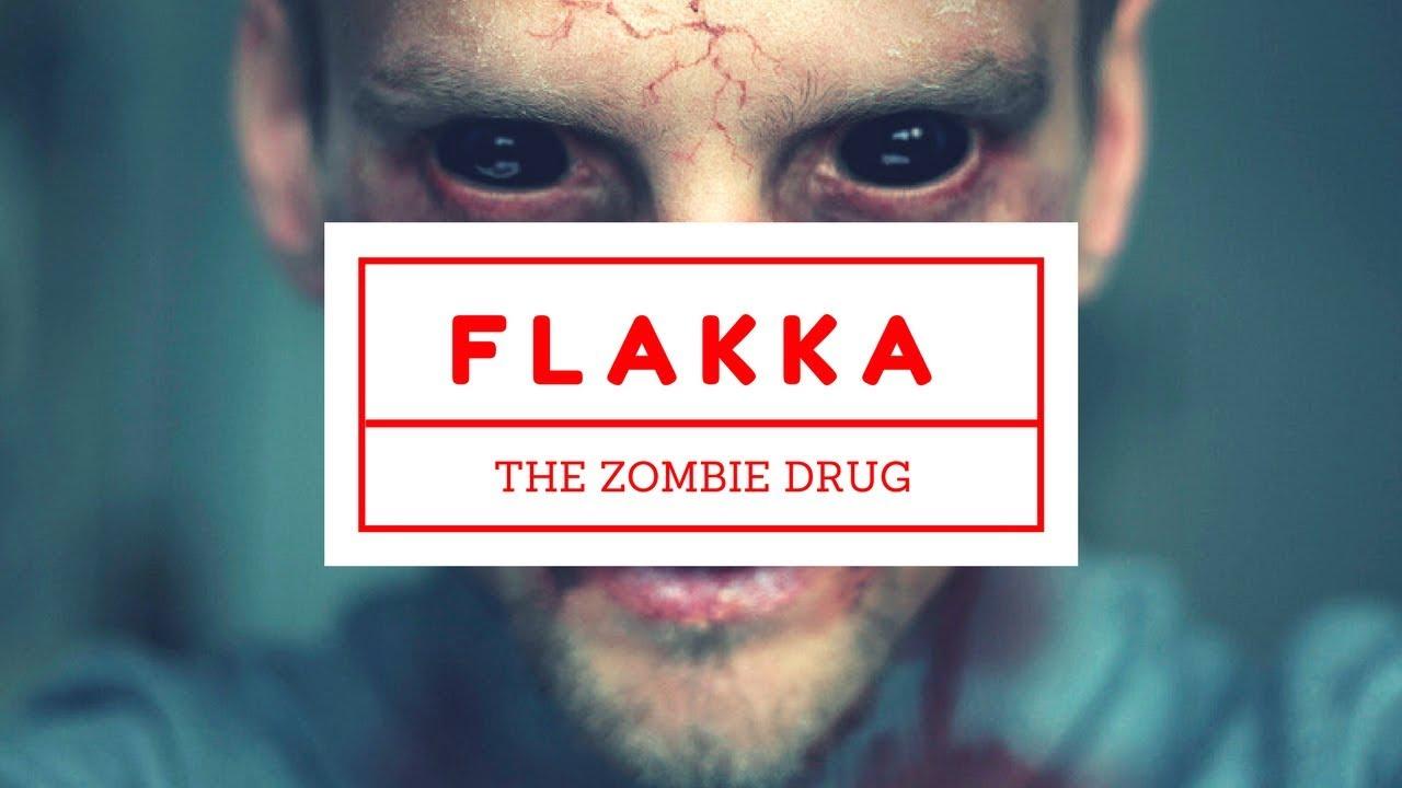 kenali dadah flakka yang menjadikan manusia seperti zombie
