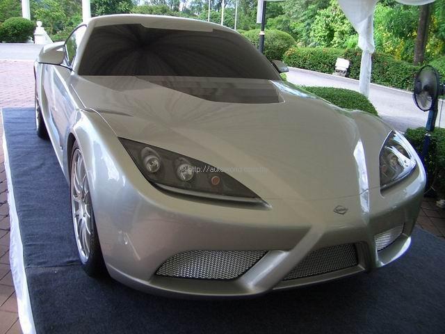 kenali esna venere supercar pertama buatan malaysia 1