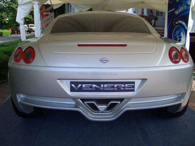 kenali esna venere supercar pertama buatan malaysia 2