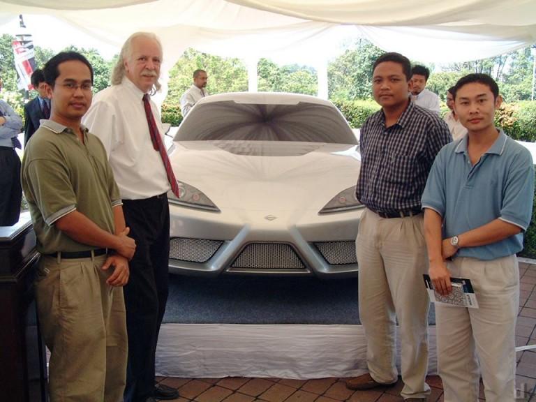 kenali esna venere supercar pertama buatan malaysia 5