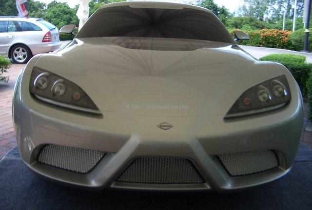 kenali esna venere supercar pertama buatan malaysia