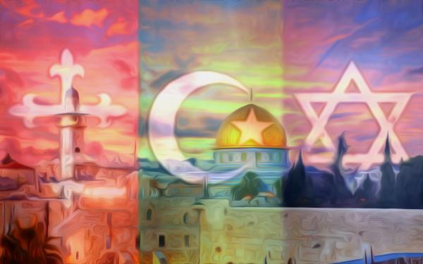 kenapa baitulmaqdis sangat penting kepada islam yahudi kristian nasrani