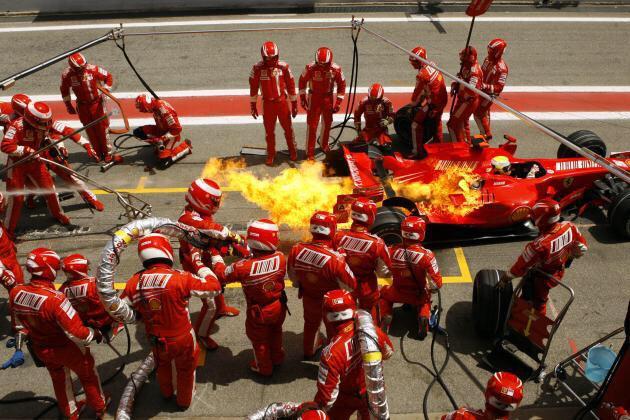 kenapa f1 haramkan isi semula minyak ketika perlumbaan
