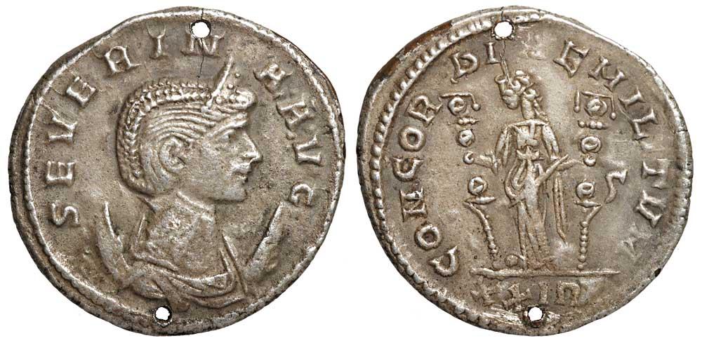 kenapa kebanyakan syiling kuno mempunyai lubang 3