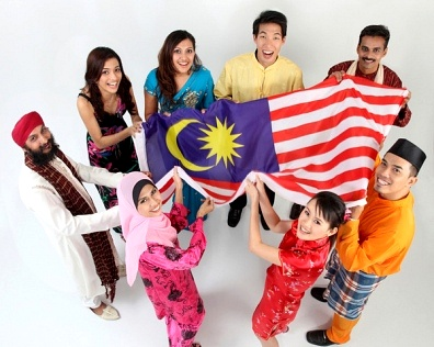kepelbagaian kaum di malaysia