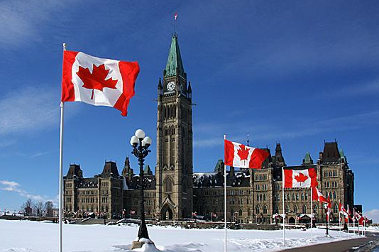 kerajaan kanada