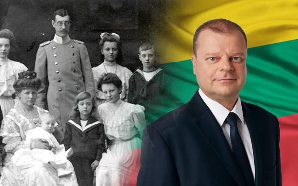 kerajaan lama lithuania dan perdana menteri