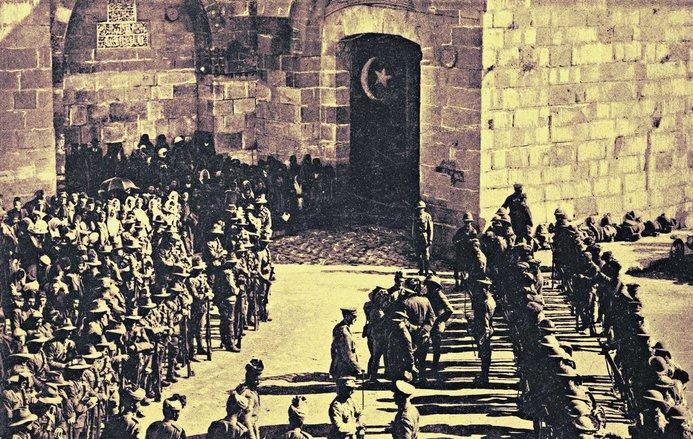 kerajaan turki uthmaniyah tewas kepada british 818