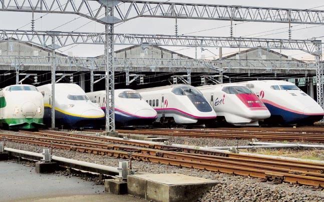 kereta api berkelajuan tinggi