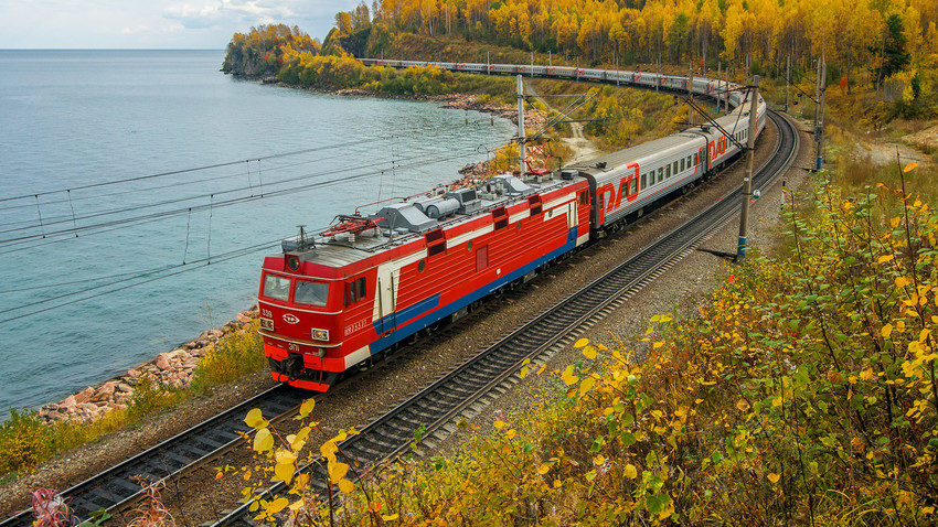 kereta api trans siberian