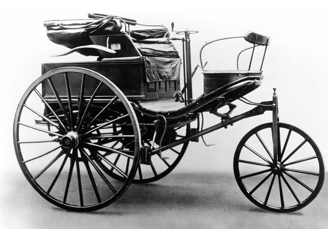 kereta karl benz kereta pertama di dunia 2
