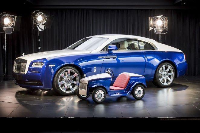 kereta rolls royce mini srh dan kereta bersaiz asal dari kilang