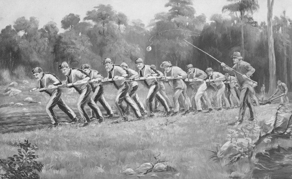 kerja buruh oleh banduan di australia