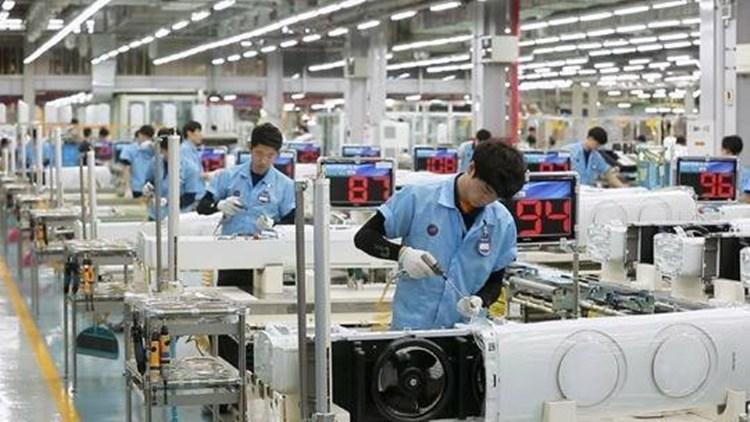 kerja di kilang korea selatan