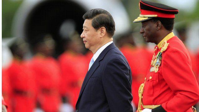 kerjasama china afrika