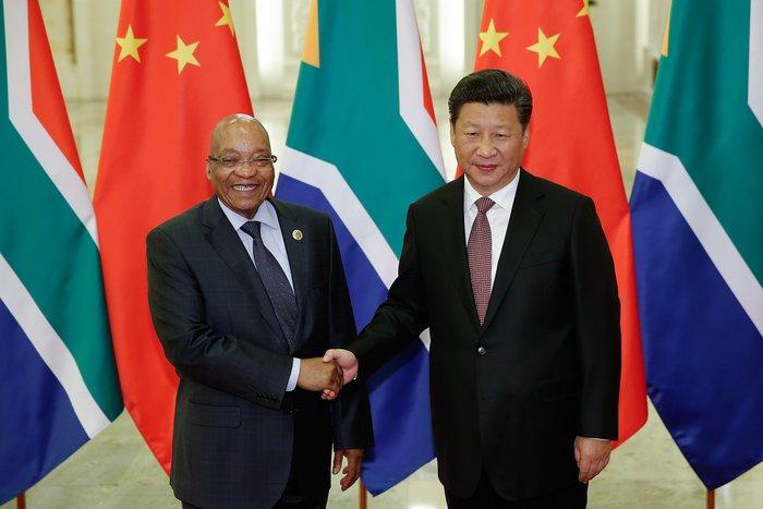 kerjasama china dan afrika 3 550