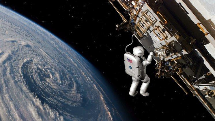kesan graviti lemah kepada angkasawan