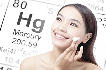 kesan merkuri dalam produk kosmetik terhadap badan dan alam sekitar 2