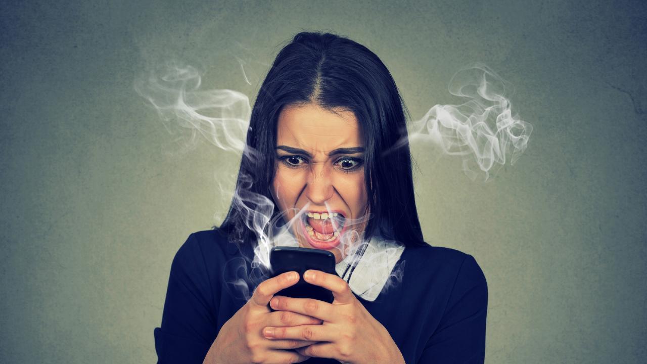 kesan negatif media sosial