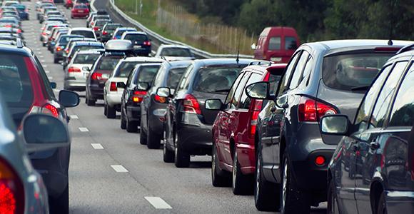kesesakan lalu lintas traffic jam trafik sesak 2