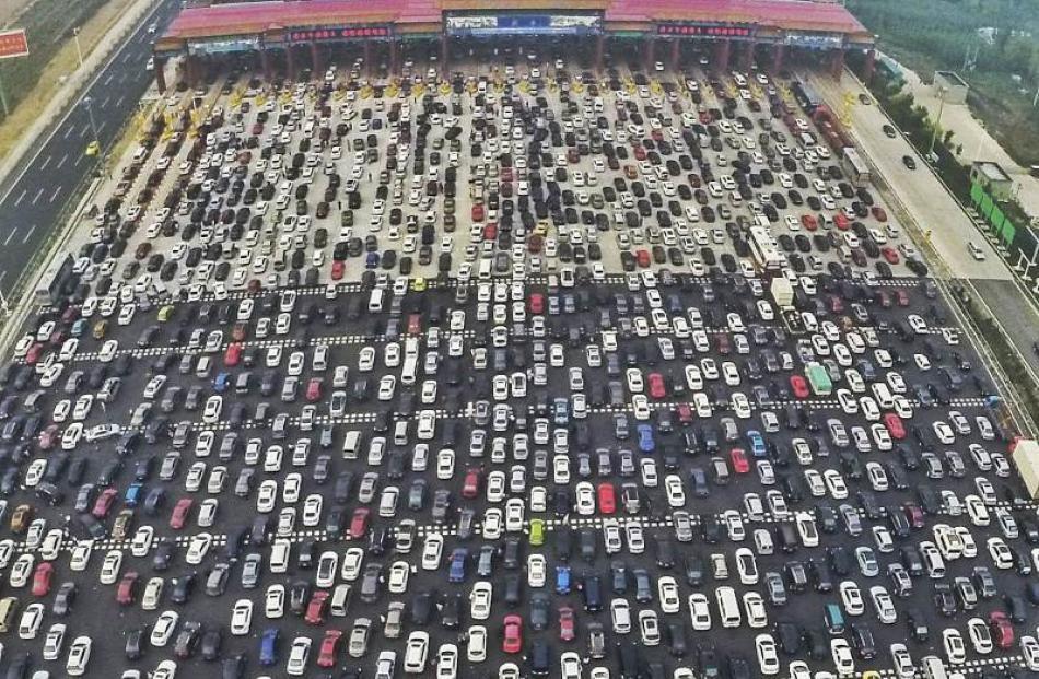 kesesakan trafik paling teruk di dunia