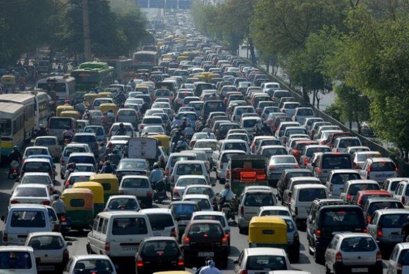 kesesakan trafik