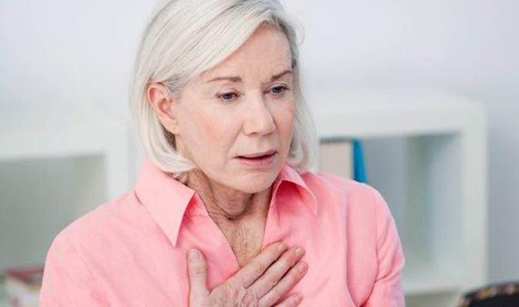 kesukaran bernafas 8 tanda awal kanser ovari yang anda wajib ambil tahu