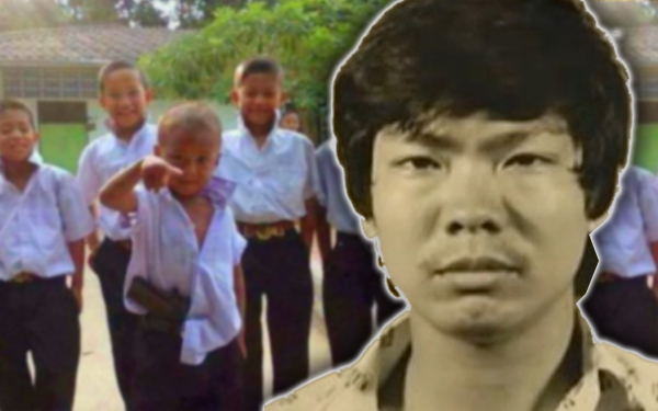 ketua gangster malaysia paling dikenali botak cin mat komando