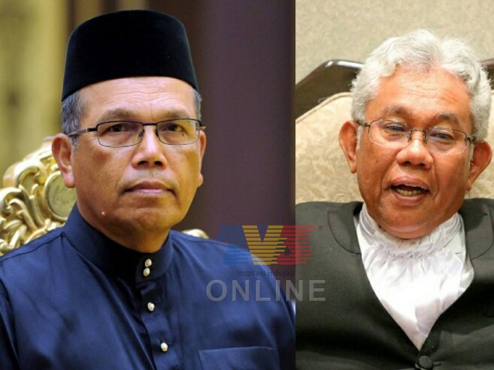 ketua hakim negara dan presiden mahkamah rayuan letak jawatan