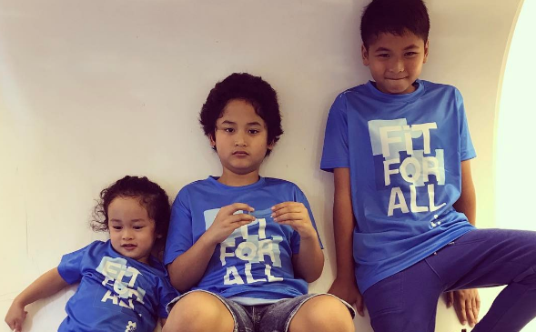khairy jamaluddin luah perasaan besarkan anak autisme 1