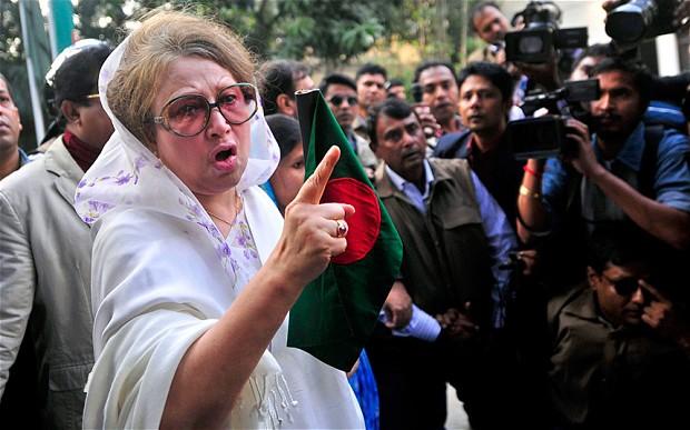khaleda zia pemimpin negara yang dipenjarakan