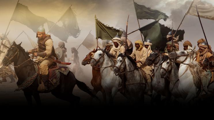 khalid ibn al waleed battle warrior islam sword of allah 396