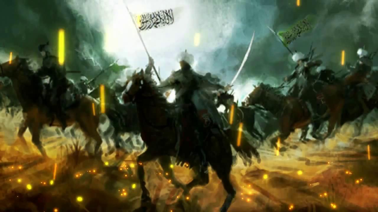 khalid ibn al waleed battle warrior islam unsheathed sword of allah companion mohammad 846