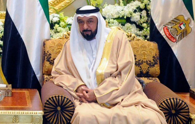 khalifa bin zayed al nahyan ahli politik dan pemimpin paling kaya di dunia 2