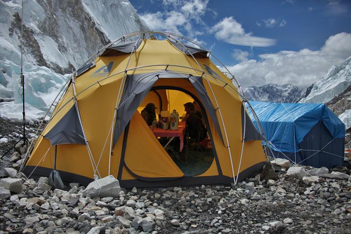 khemah pendaki