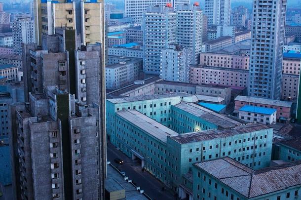 kijong dong 5 tempat pelik di korea utara