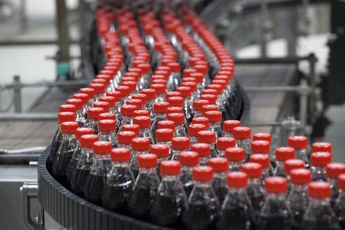 kilang coca cola