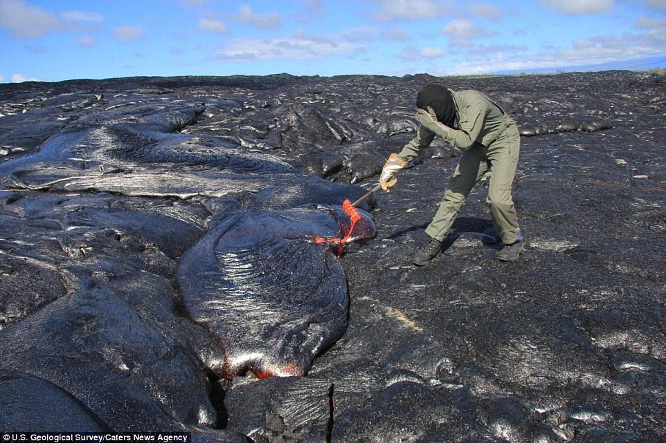 kilauea gunung berapi