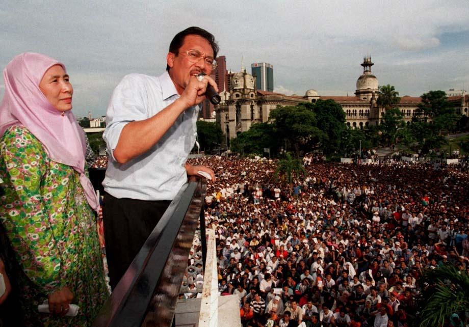 kisah anwar ibrahim bapa reformasi malaysia bahagian 2
