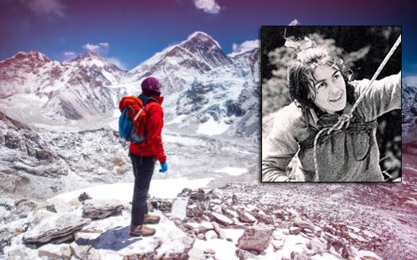 kisah hannelore schmatz wanita pertama yang mati di gunung everest