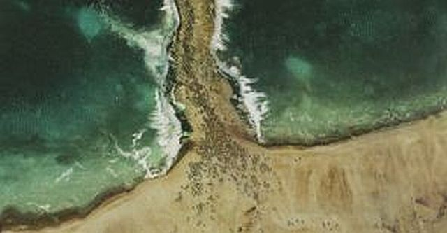 kisah nabi musa membelah laut