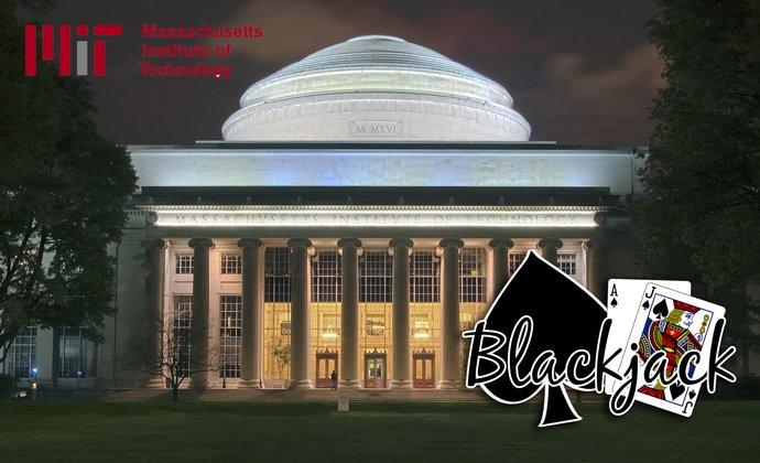 kisah pasukan blackjack mit