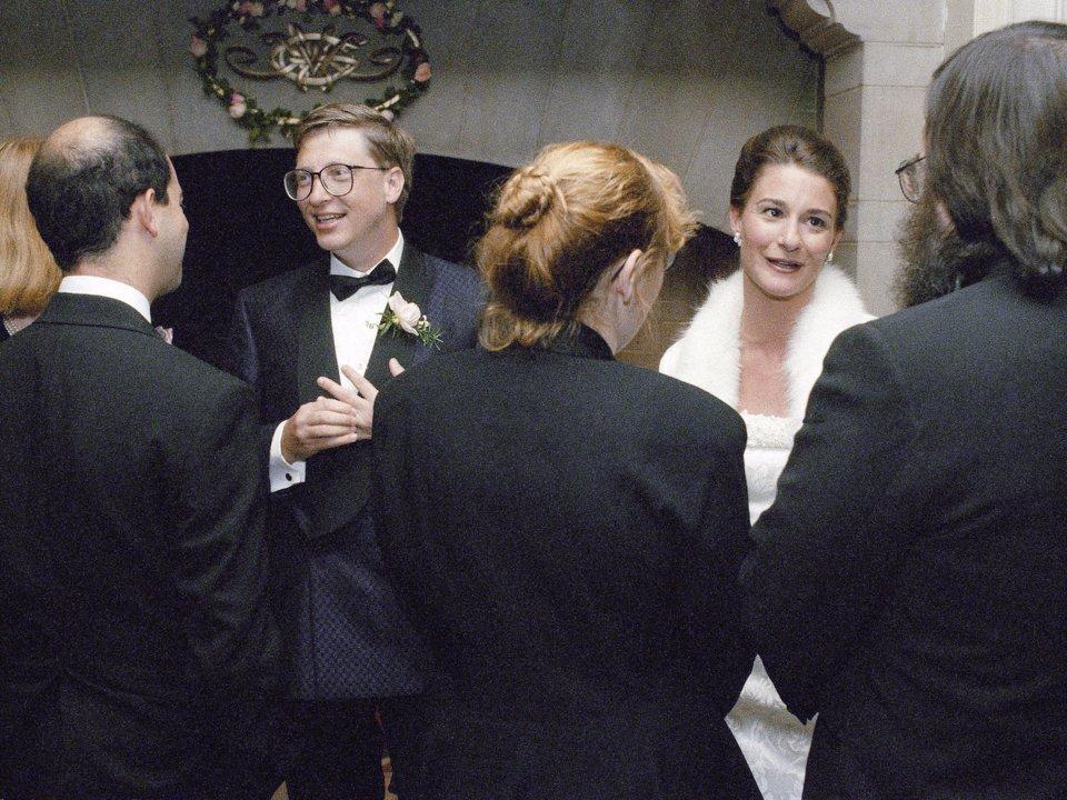 kisah percintaan bill melinda gates microsoft perkahwinan 2