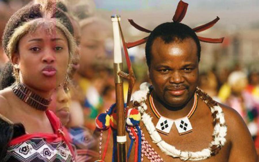 kisah raja yang saman diri sendiri kerana nafsu mswati iii senteni masango isteri