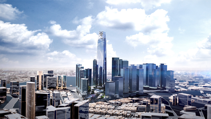klcc bukan lagi menara tertinggi di malaysia 1