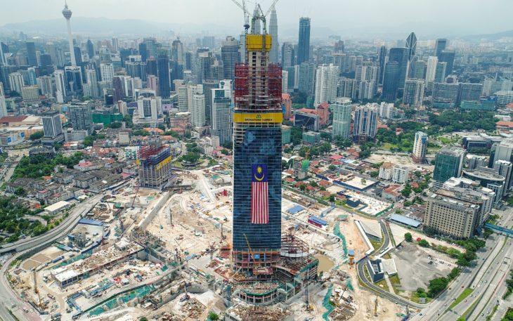klcc bukan lagi menara tertinggi di malaysia 2
