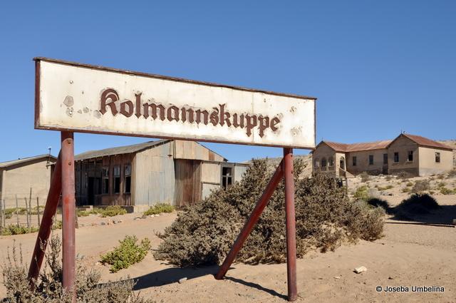 kolmanskop namibia bandar tinggalan sunyi tidak berpenghuni 2