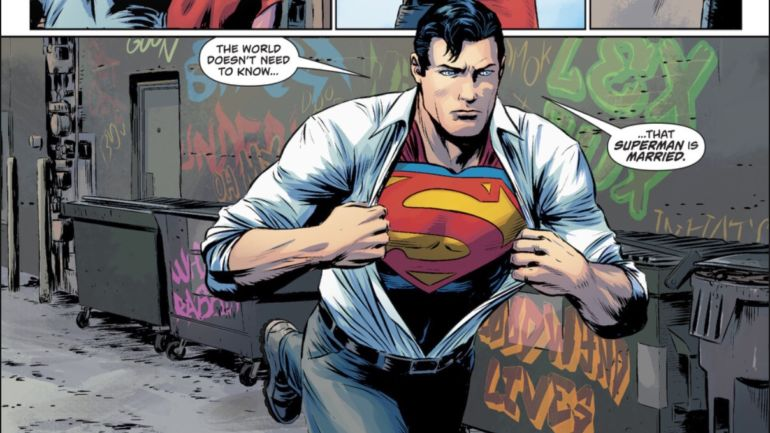 komik superman merupakan watak yang paling terkenal