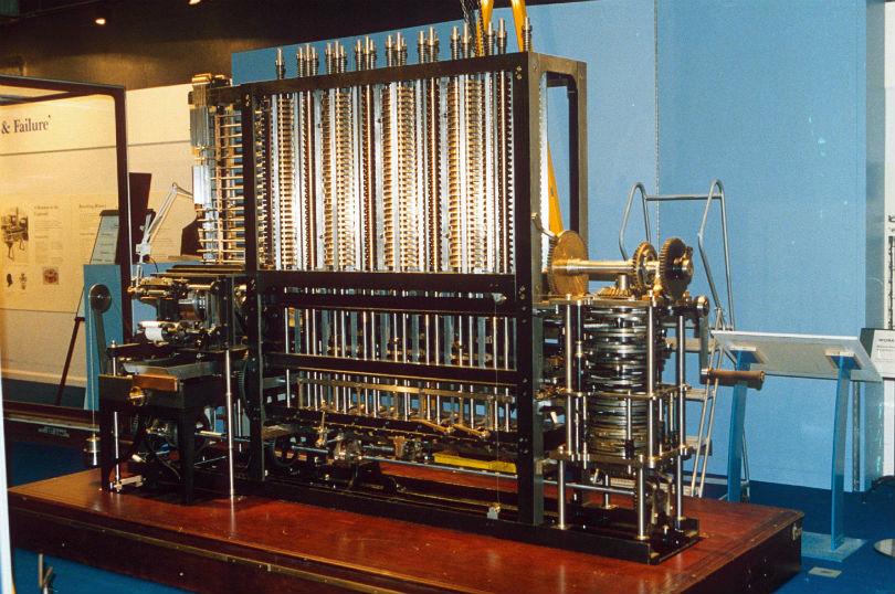 komputer pertama charles babbage