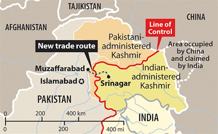 konflik pakistan india